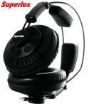 Superlux HD668B – Półotwarte słuchawki monitorowe