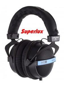 Superlux HD330 – Półotwarte słuchawki nauszne