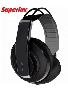 Superlux HD681EVO MKII – Półtotwarte słuchawki nauszne