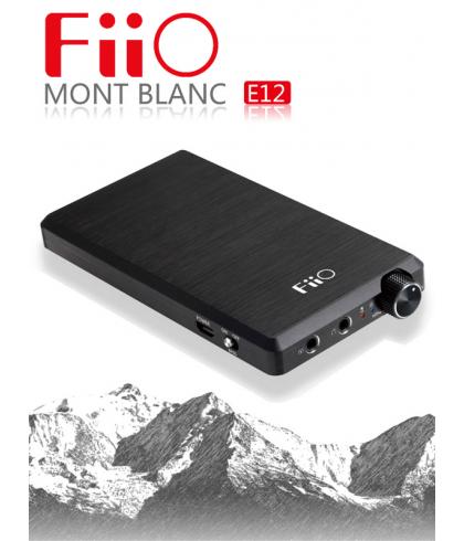 FiiO E12 Mont Blanc