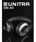 Słuchawki Nauszne Unitra SN-40CH