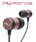 Słuchawki Dokanałowe NuForce NE-700M z mikrofonem + etui