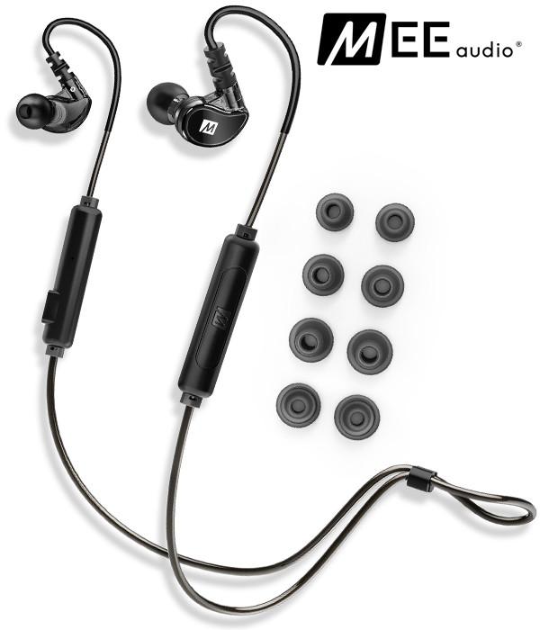 MEE Audio X6 G2 – Bezprzewodowe słuchawki dokanałowe