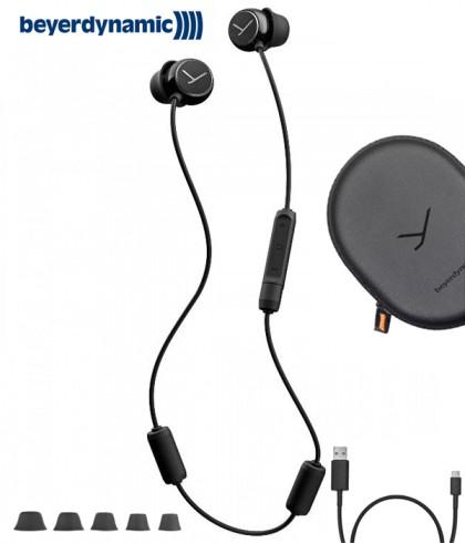 Beyerdynamic Soul Byrd – Bezprzewodowe słuchawki dokanałowe Bluetooth 4.2