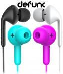 DeFunc Basic Music –  Słuchawki douszne z mikrofonem