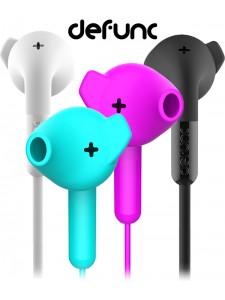 DeFunc Basic Hybrid –  Słuchawki douszne z mikrofonem