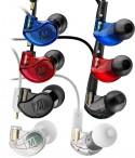 MEE Audio M6 Pro G2 - słuchawki dokanałowe