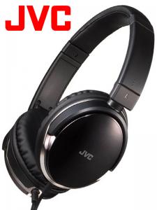 JVC HA-S660 - czarne