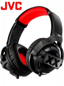 JVC HA-S44X - czarne