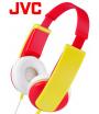 JVC HA-KD5 - czerwone