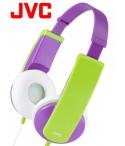 Słuchawki Nauszne JVC HA-KD5 dla Dzieci