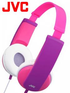 JVC HA-KD5 - różowe