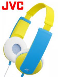 JVC HA-KD5 - żółte