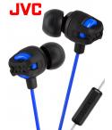 Słuchawki Dokanałowe JVC HA-FR201 z mikrofonem