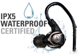 Wodoodporność IPX5