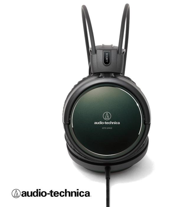 Słuchawki nauszne AUDIO TECHNICA ATH A990Z www