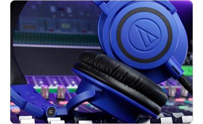 Audio-Technica ATH-M50XBB - cecha 2