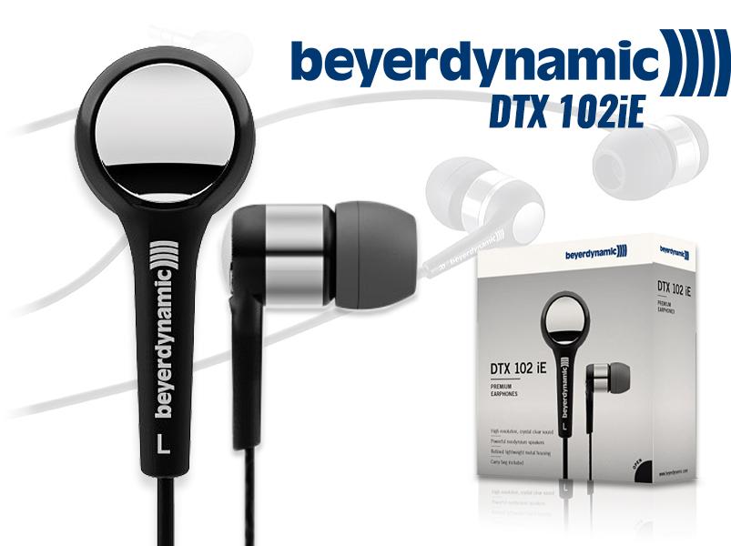 Beyerdynamic DTX102iE