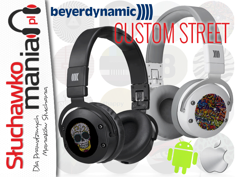Beyerdynamic Custom Street