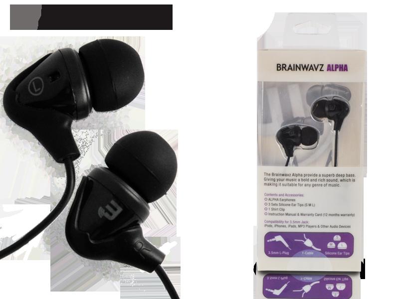 Brainwavz Alpha