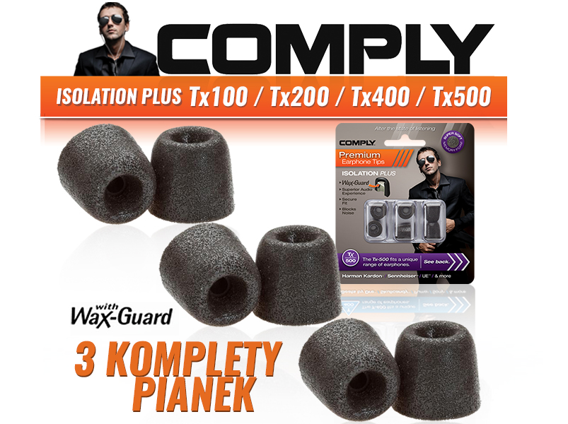 Comply Isolation Plus