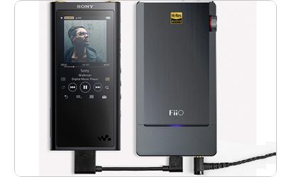 Wsparcie dla odtwarzaczy Sony Walkman