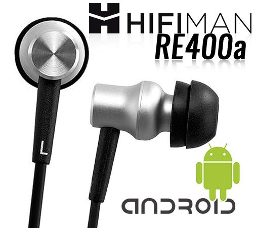 HiFiMAN RE400a