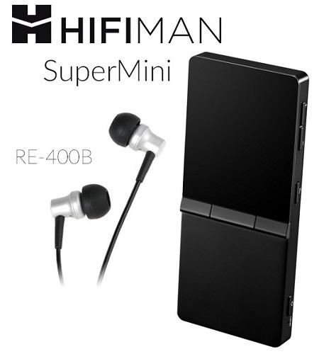 HiFiMAN-SuperMini+RE400b