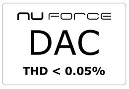 Wysoka jakość DAC