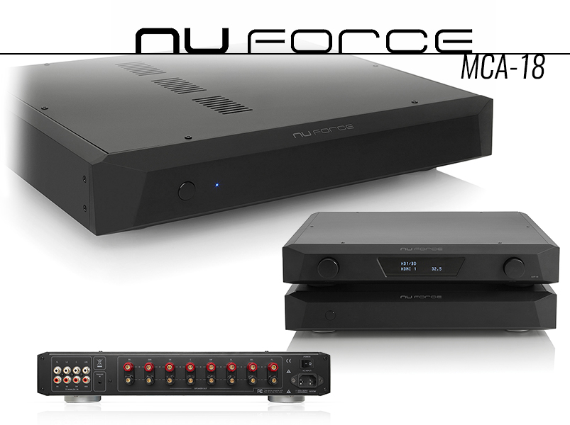 NuForce MCA-18