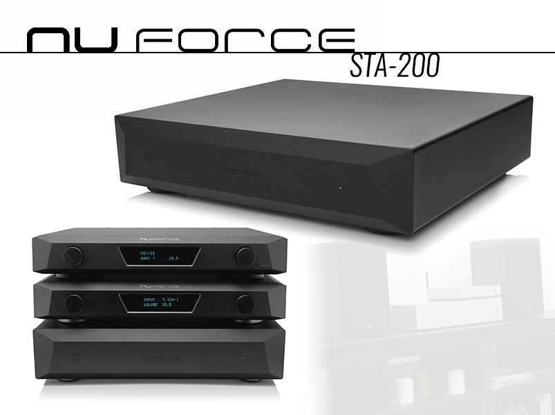 NuForce MCA20