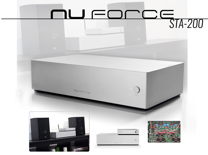 NuForce STA200