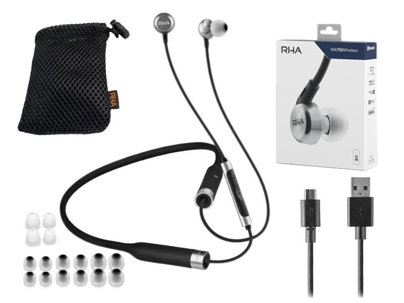 RHA Audio MA600