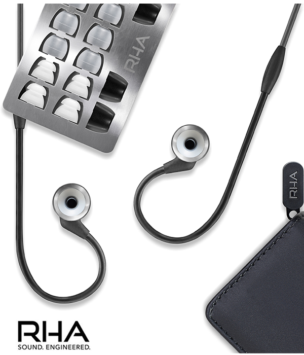 RHA Audio MA750