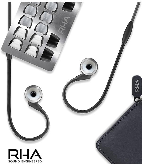 RHA Audio MA750i