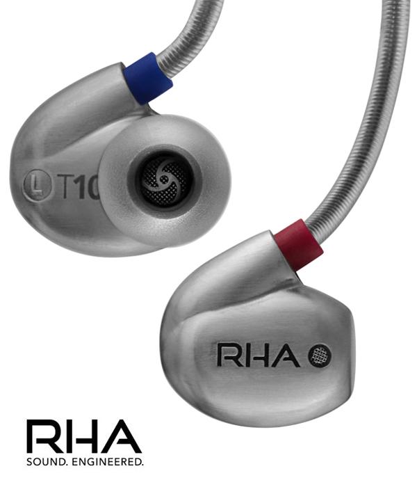 RHA Audio T10