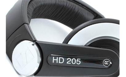 Sennheiser HD 205 II - cecha 2