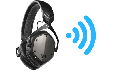 V-MODA Crossfade Wireless - cecha 1