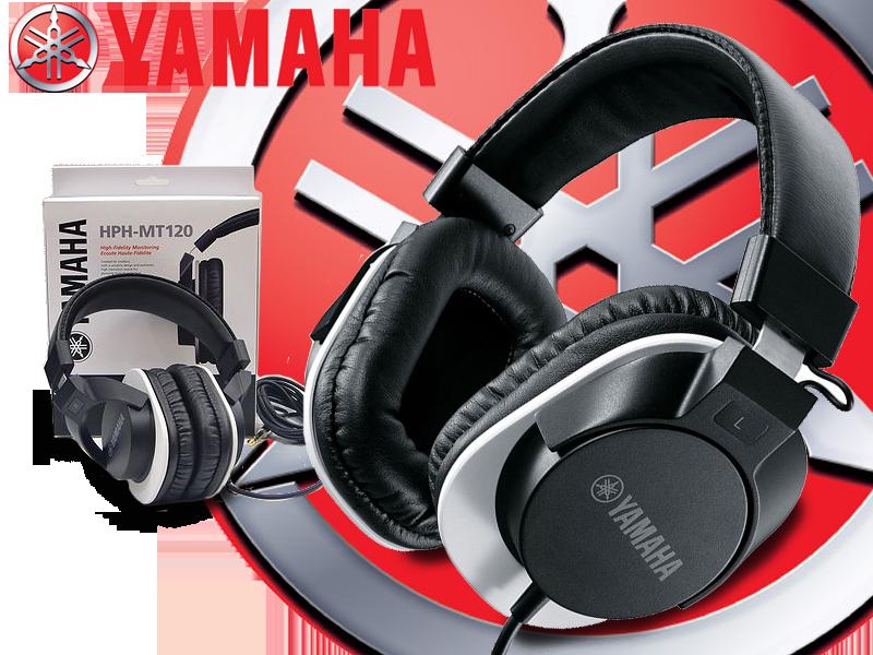 Yamaha HPH-MT120