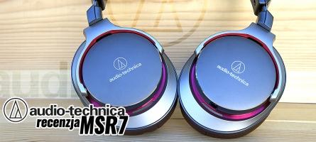 Recenzja Audio-Technica MSR7