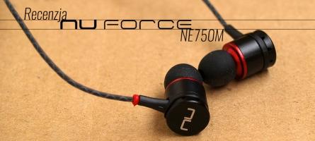 Recenzja NuForce NE750M